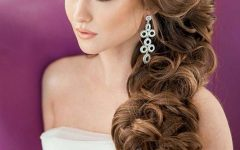 Long Hairstyles for Brides