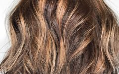 Longer Textured Haircuts with Sun-kissed Balayage