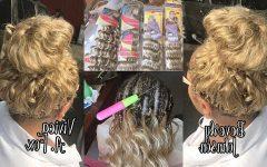 Loose Spiral Braid Hairstyles