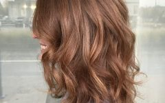 Medium Hairstyles Loose Curls