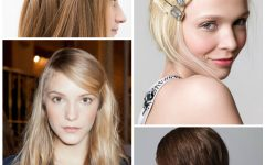 Medium Hairstyles with Bobby Pins