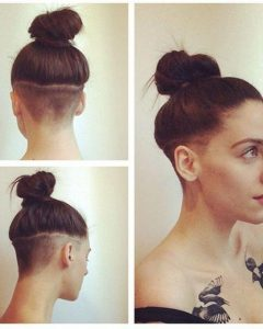 Undercut Long Hairstyles For Women
