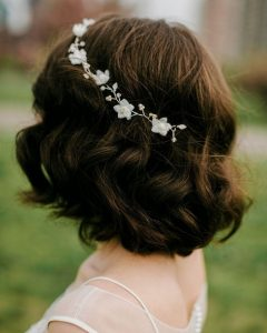 Wedding Hairstyles For Long And Short Hair
