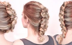Rockstar Fishtail Hairstyles