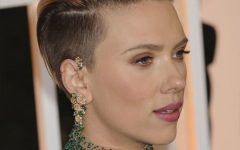 Scarlett Johansson Short Haircuts