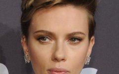 Scarlett Johansson Short Hairstyles