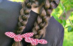 Scrunchie Hairstyles