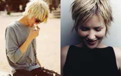 Short Shaggy Bob Hairstyles