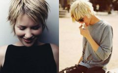 Short Shaggy Pixie Hairstyles