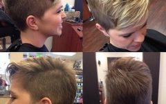 Clippered Pixie Haircuts