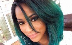 Medium Bob Hairstyles for Black Women
