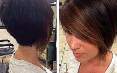 Short Style Bob Hairstyles