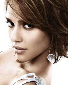 Short Hairstyles For Brunette Women