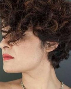 Short Haircuts With Curly Hair