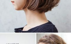 Short Messy Hairstyles with Twists