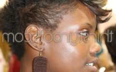 Short Haircuts For Black Women With Fine Hair