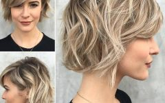 Choppy Waves Hairstyles