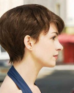 Pixie Haircuts For Thick Straight Hair