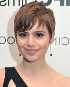Actresses With Pixie Haircuts