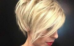 Long Layered Pixie Haircuts