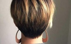 Pixie Haircuts with Stacked Back