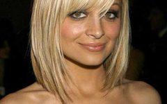 Nicole Richie Bob Hairstyles