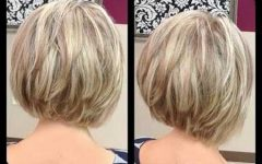 Inverted Bob Hairstyles Back View