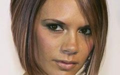 Posh Spice Short Hairstyles