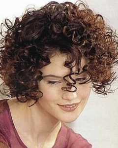 Short Haircuts For Thick Curly Frizzy Hair