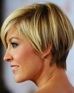 Short Hairstyles For Thick Hair And Long Face