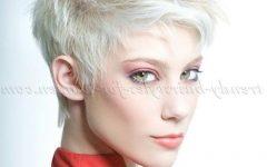 Platinum Blonde Short Hairstyles