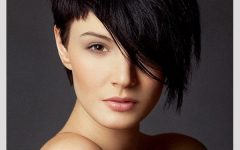 One Sided Short Hairstyles