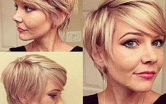 Pixie Haircuts for Heart Shaped Face