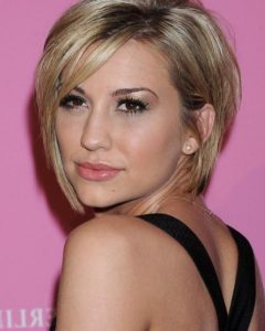 Semi Short Layered Haircuts