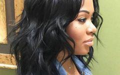Medium Haircuts for Black Women