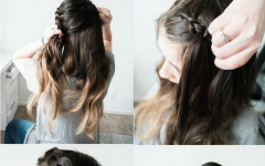 Side Dutch Braided Hairstyles
