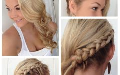 Side Dutch Braid Hairstyles
