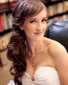 Wedding Hairstyles For Medium Length Hair With Side Ponytail