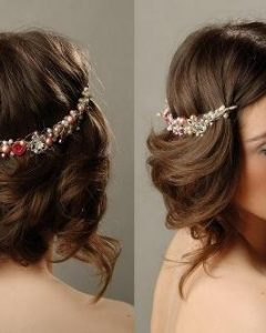 Short Hairstyles For Christmas Party