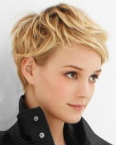 Soft Pixie Haircuts