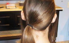 Sassy Side Ponytail Hairstyles
