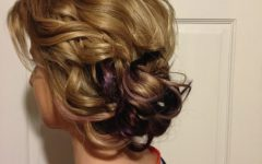 Sexy Updo Hairstyles