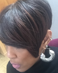 Short Bob Hairstyles With Tapered Back