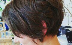 Messy Pixie Bob Hairstyles