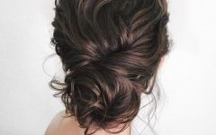 Complex-looking Prom Updos with Variety of Textures