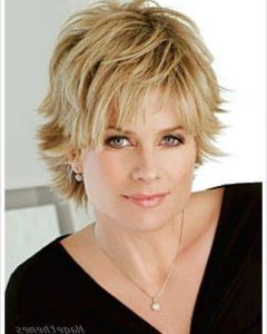 Short Hairstyles For Fine Hair And Fat Face