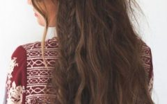 Hair Clips for Thick Long Hairstyles