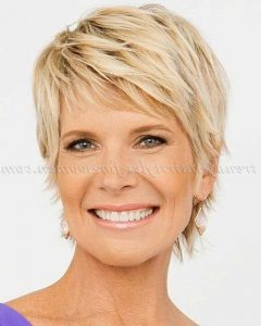 Over 50S Hairstyles For Short Hair