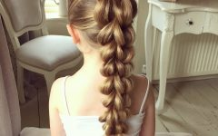 3D Mermaid Plait Braid Hairstyles