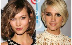 Medium Hairstyles for High Cheekbones